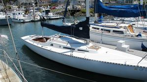 Used Borresen BB10 Racer and Cruiser Sailboat For Sale