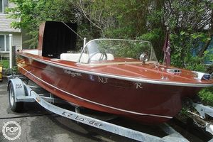 Used Correct Craft Mustang 16 Antique and Classic Boat For Sale