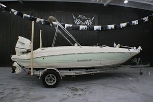 Used Stingray 182 Deck Boat For Sale