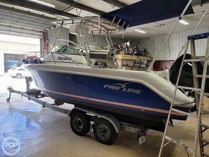 Used Pro-Line 23WA Walkaround Fishing Boat For Sale