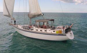 Used Endeavour 42 Center Cockpit Sailboat For Sale