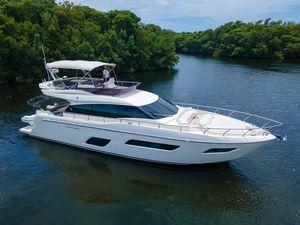 Used Ferretti Yachts 550 Motor Yacht For Sale