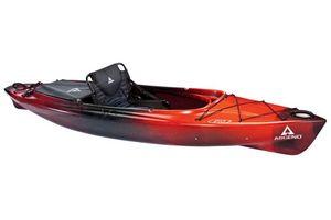 New Ascend D10 Sit-In (Red/Black) Kayak Boat For Sale