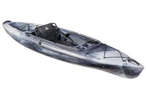 New Ascend FS10 Sit-In (Titanium) Kayak Boat For Sale