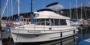 Used Camano 31 Trawler Boat For Sale