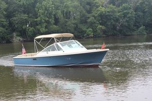 Used Hunt Yachts Harrier 25 Downeast Fishing Boat For Sale