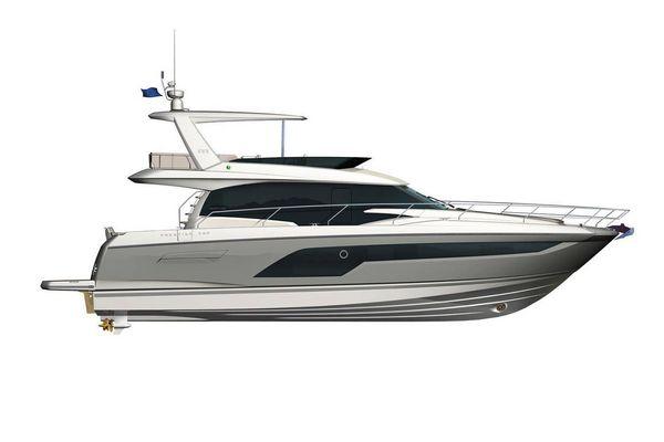 New Prestige 590 Fly Flybridge Boat For Sale