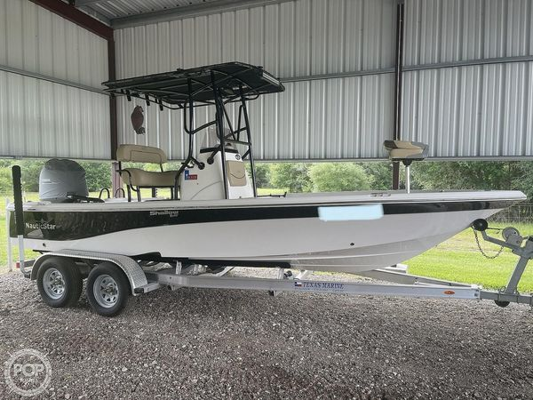 Used Nauticstar 215 XTS Shallow Bay Boat For Sale