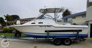 Used Bayliner Trophy 2502 WA Walkaround Fishing Boat For Sale