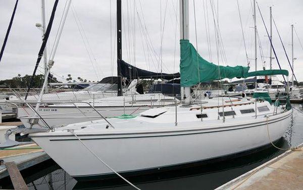 Used Catalina 36 Daysailer Sailboat For Sale