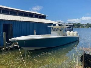 Used Blackwater 36 Sportfish Center Console Fishing Boat For Sale