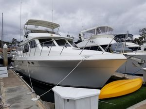 Used Californian 39 Pilothouse Boat For Sale