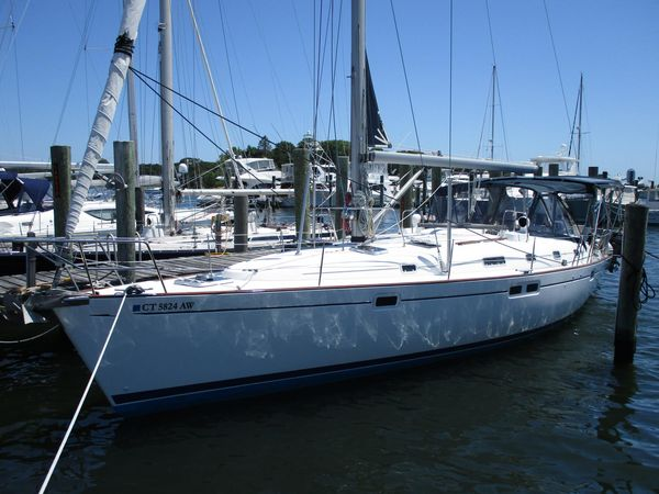 Used Beneteau 461 Racer and Cruiser Sailboat For Sale