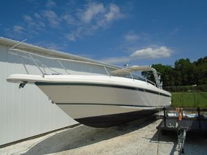 Used Intrepid 356 Cuddy Cabin Boat For Sale