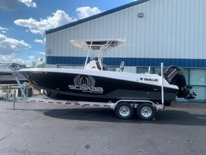 Used Wellcraft 242F Center Console Fishing Boat For Sale