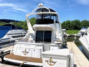 Used Carver 410 Sport Sedan Flybridge Boat For Sale