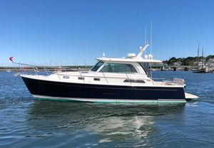 Used Sabre 38 Salon Express Downeast Fishing Boat For Sale