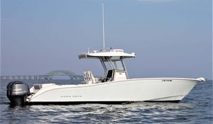 Used Cape Horn 32XS Center Console Fishing Boat For Sale