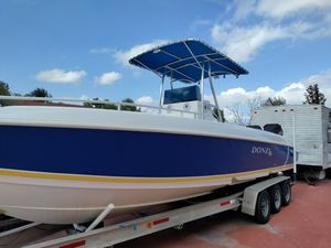 Used Donzi 29 Zf Center Console Fishing Boat For Sale