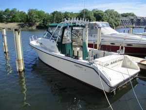 Used Pursuit 2800 Walkaround Center Console Fishing Boat For Sale
