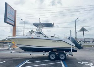Used Century 2200 Center Console Fishing Boat For Sale