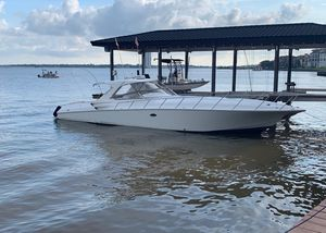 Used Fountain Express Cruiser Boat For Sale