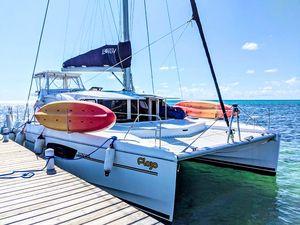 Used Leopard 44 Catamaran Sailboat For Sale
