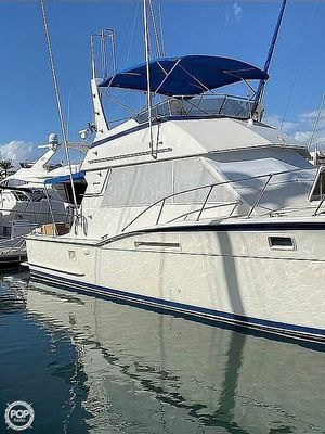 Used Hatteras 46 Sports Fishing Boat For Sale