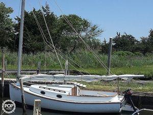 Used Marshall 18 Sanderling Daysailer Sailboat For Sale