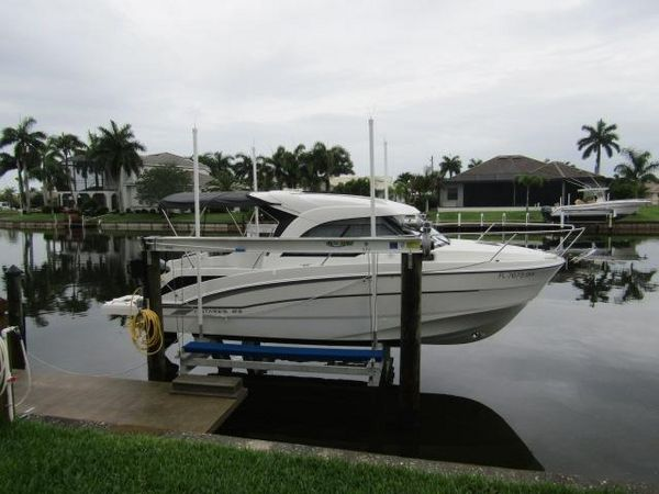 Used Beneteau Antares 23 Pilothouse Boat For Sale