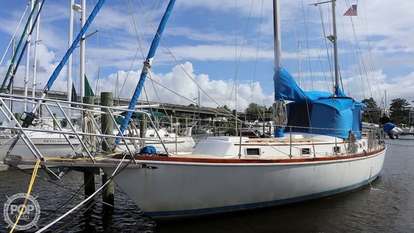 Used Gulfstar 41 Center Cockpit Ketch Sailboat For Sale