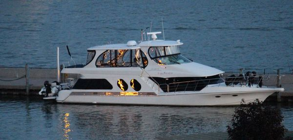 Used Bluewater Millennium 5800 Motor Yacht For Sale