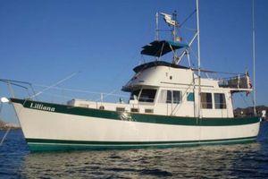 Used Willard Marine 40 FBS Trawler Boat For Sale