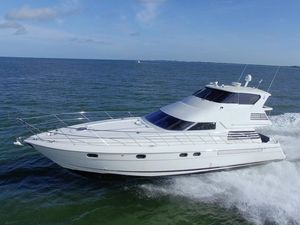 Used Fairline Squadron 59 Convertible Fishing Boat For Sale