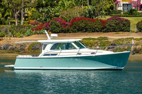 Used Back Cove 32 Downeast Fishing Boat For Sale