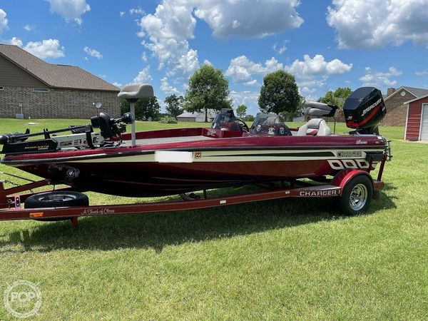 Used Charger 195 Foxfire Bass Boat For Sale