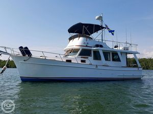 Used Marine Trader 36 Europa Trawler Boat For Sale