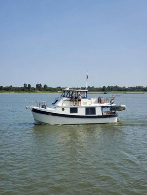 """Used Kadey Krogen """"36"""" Manatee Motor Yacht For Sale"""
