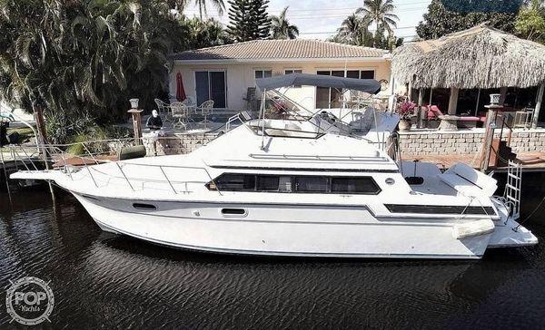 Used Carver Santego 3897 Aft Cabin Boat For Sale