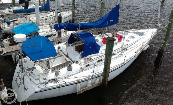 Used Hunter 40 Legend Sloop Sailboat For Sale