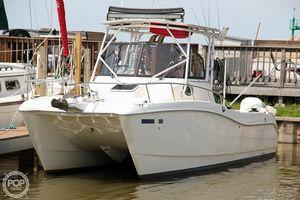Used World Cat 266SC Power Catamaran Boat For Sale