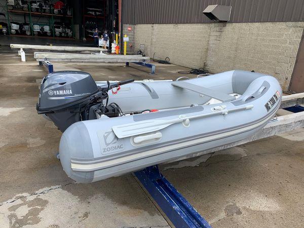Used Zodiac Cadet Tender Boat For Sale