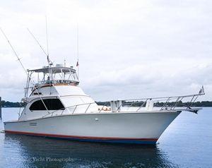 Used Post Sportfish Flybridge Boat For Sale