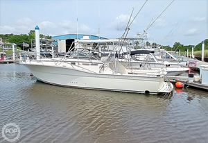 Used Atlantic 34 Express Sports Fishing Boat For Sale