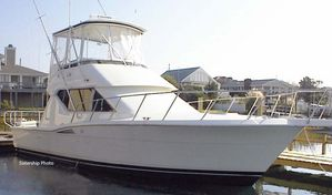 Used Hatteras 39 Convertible Fishing Boat For Sale