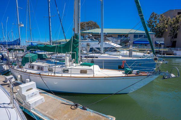 Used Bristol 40 Sloop Sailboat For Sale
