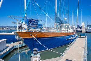 Used Nantucket Island 38 Cruiser Sailboat For Sale