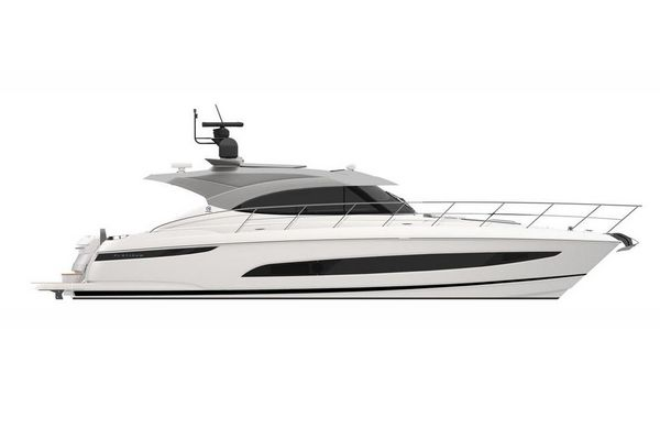 New Riviera 4800 Sport Yacht Express Cruiser Boat For Sale