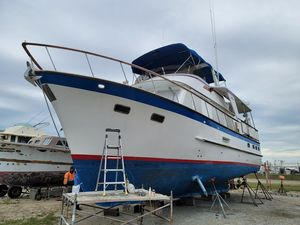 Used Defever Offshore Cruiser Trawler Boat For Sale