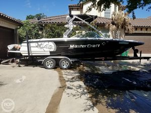 Used Mastercraft x45 Ski and Wakeboard Boat For Sale